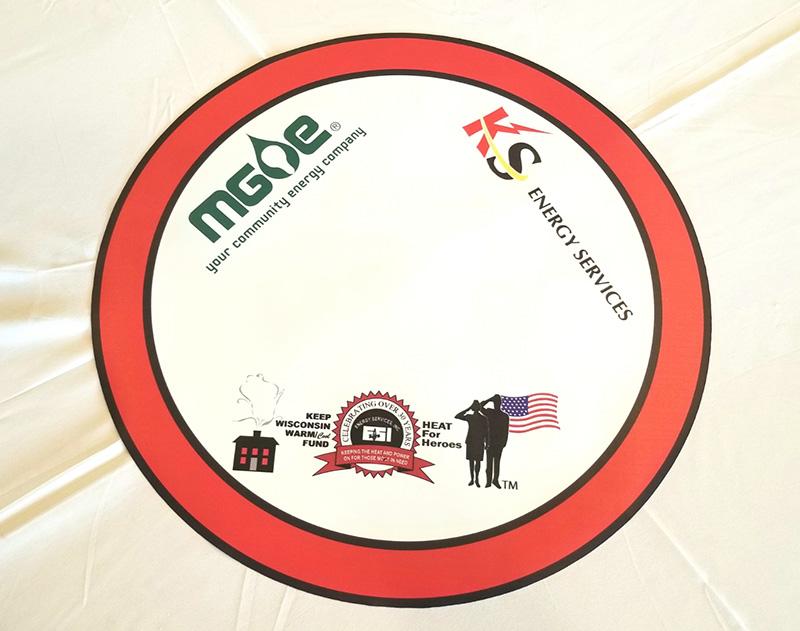 MG&E sponsor